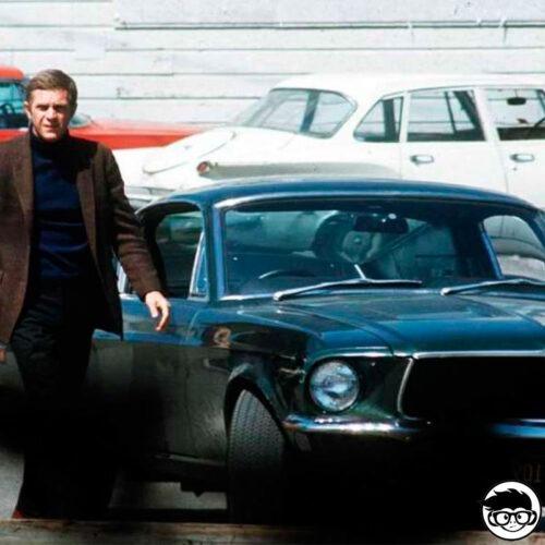Greenlight Hollywood Steve McQueen Bullit 1968 Dodge Charger 2016
