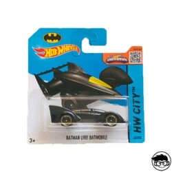 Hot Wheels Batman Live Batmobile
