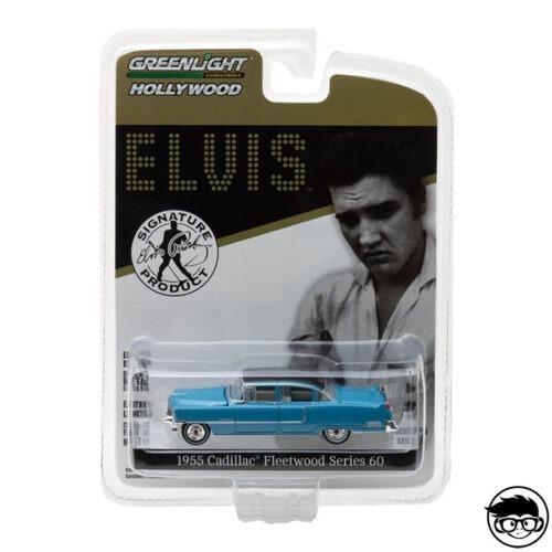 Greenlight Hollywood Elvis Presley 1955 Cadillac Fleetwood Series 60 2018 Series 16