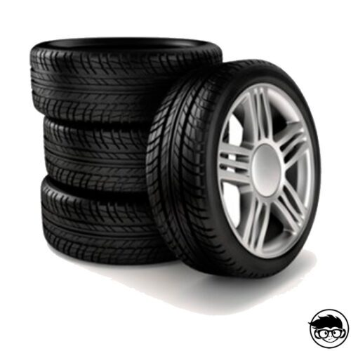 Greenlight Built Ford Tough Wheel and Tire Pack 2019