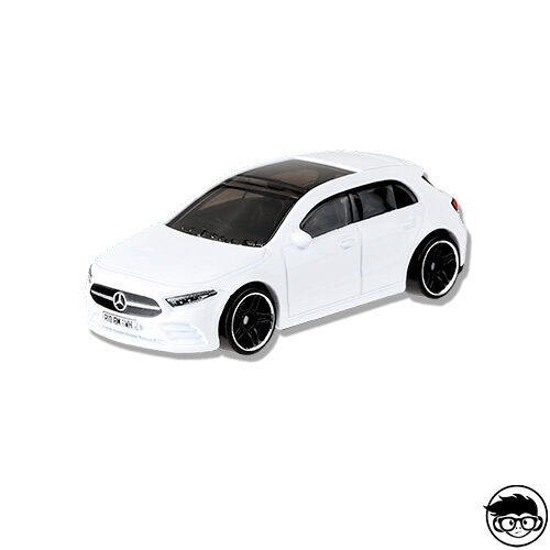Hot Wheels '19 Mercedes Benz A Class Factory Fresh 201/250 2019 short card