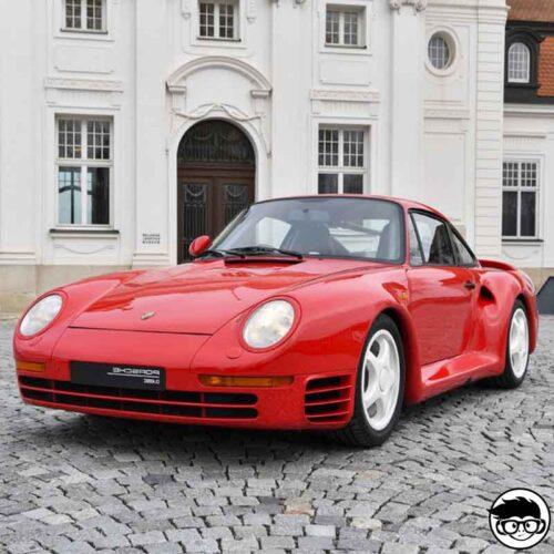 Hot Wheels Porsche 959 Collector 148 2002 long card