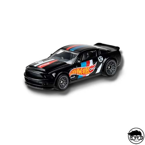 Hot Wheels '10 Ford Shelby GT500 Super Snake HW Race Team 192/250 2019 short card