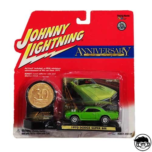 johnny-lightning-anniversary-series-1970-dodge-super-bee-card