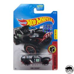 Hot-Wheels-Dune-Crusher-151/250-Hw-Daredevils-6/10-Factory-Sealed-2016