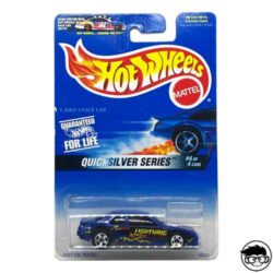 Hot-Wheels-TBird-Stock-Car-Quicksilver-Series-4/4-1997